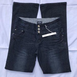 Size 9 Macy's Junior Jeans Bootcut NWT